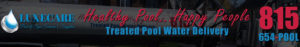 swimming pool water delivery in rockford