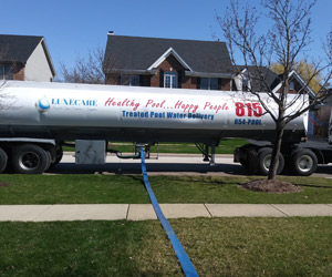 Swimming Pool Water Delivery Services Residential Rockford Il